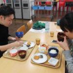 関大100円朝食2