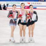 全日本フィギュア表彰式