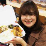 100円夕食
