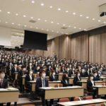 関西大学入学式2021